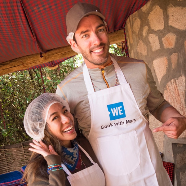 Drew Scott's WE Charity Travel Diary