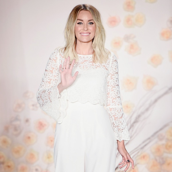 Lauren Conrad's First NYFW Memories