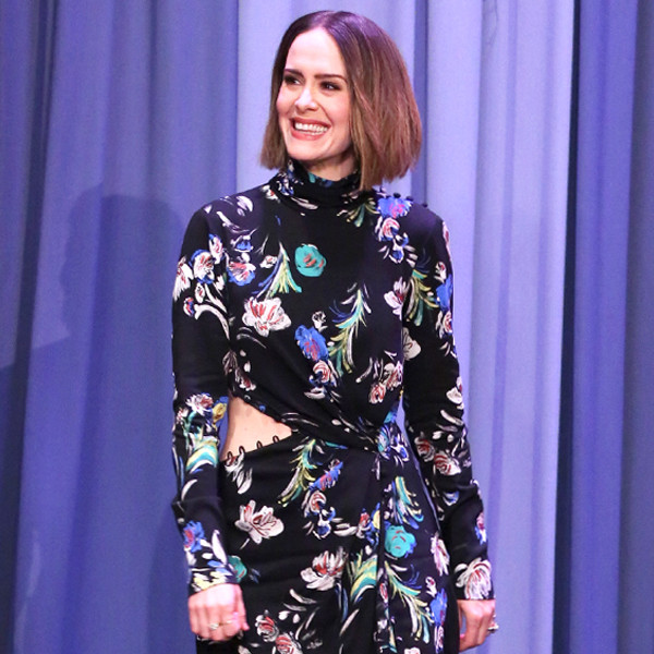 The Tonight Show Starring Jimmy Fallon, Sarah Paulson