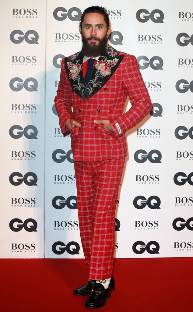 Jared Leto, GQ Men Of The Year Awards
