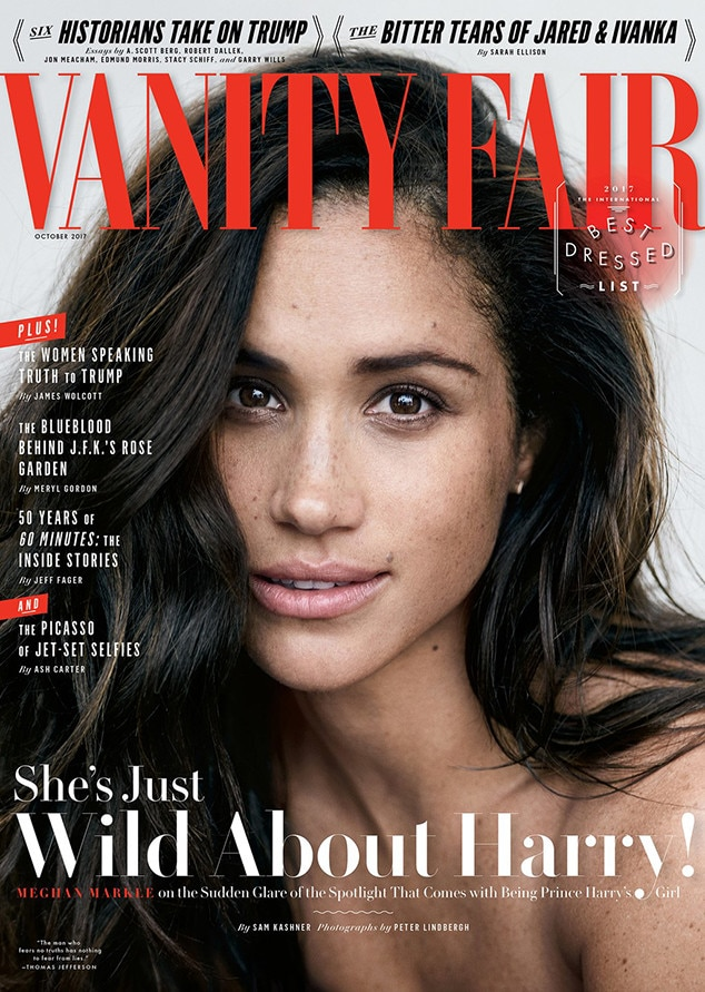 Meghan Markle, Vanity Fair