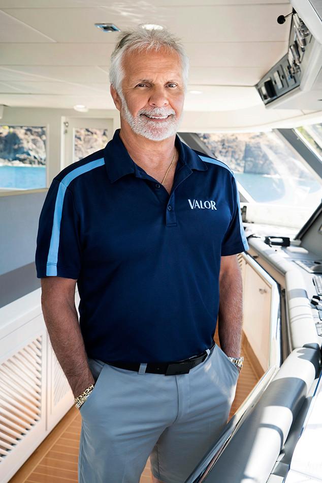 Captain Lee Rosbach, Below Deck