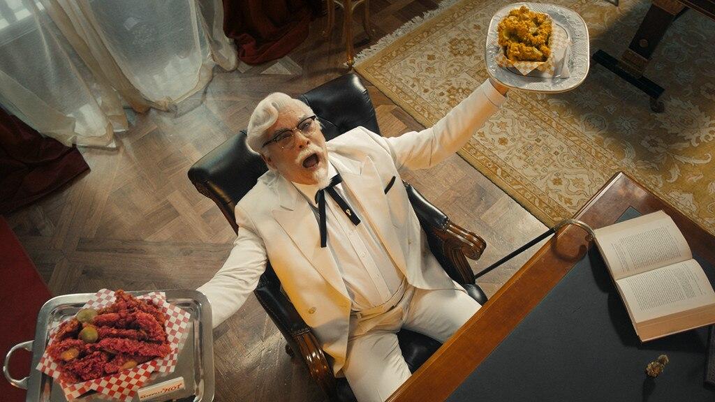KFC Ad