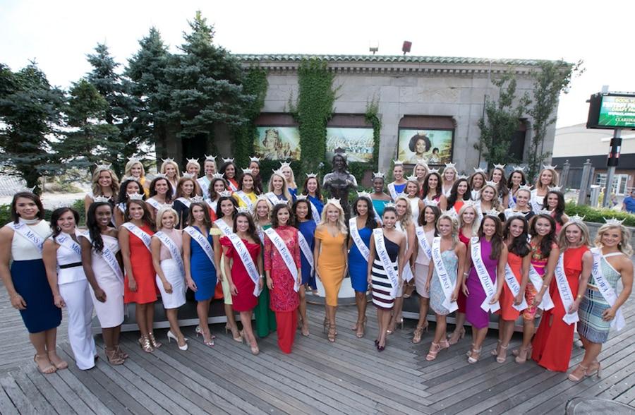 Miss America 2018 Contestants