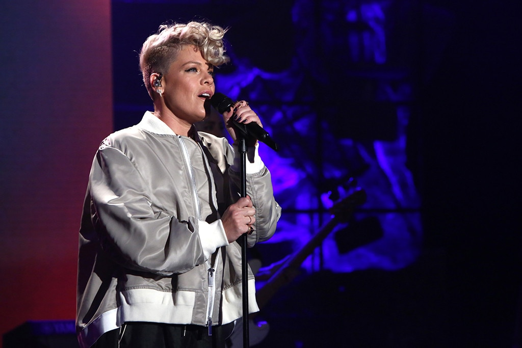 Pink, The Ellen DeGeneres Show