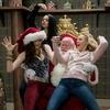 A Bad Moms Christmas, Mila Kunis, Kathryn Hahn, Kristen Bell