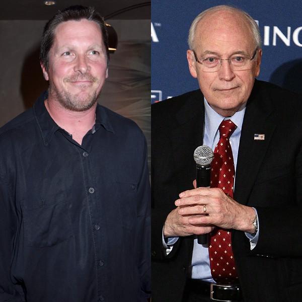 Christian Bale, Dick Cheney