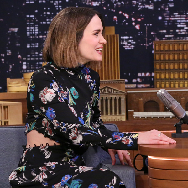 Sarah Paulson, The Tonight Show Starring Jimmy Fallon