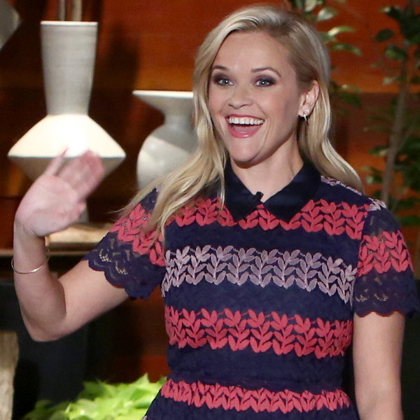 Reese Witherspoon, The Ellen DeGeneres Show