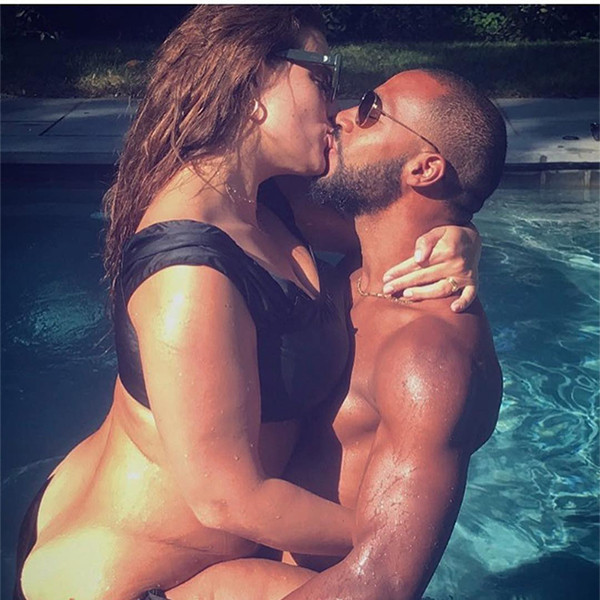 Ashley Graham, Husband, Justin Ervin