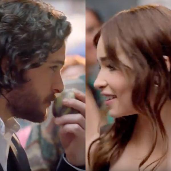Emilia Clarke, Kit Harington, Dolce & Gabbana Ads