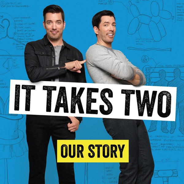 It Takes Two, Book