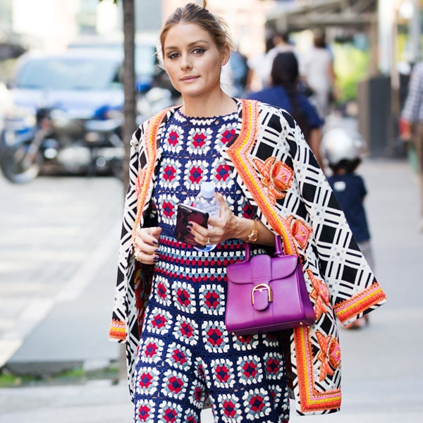 Olivia Palermo Rocks Knits Like You've Never Seen Them Before