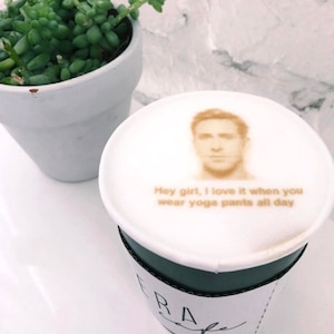 Ryan Gosling Coffee