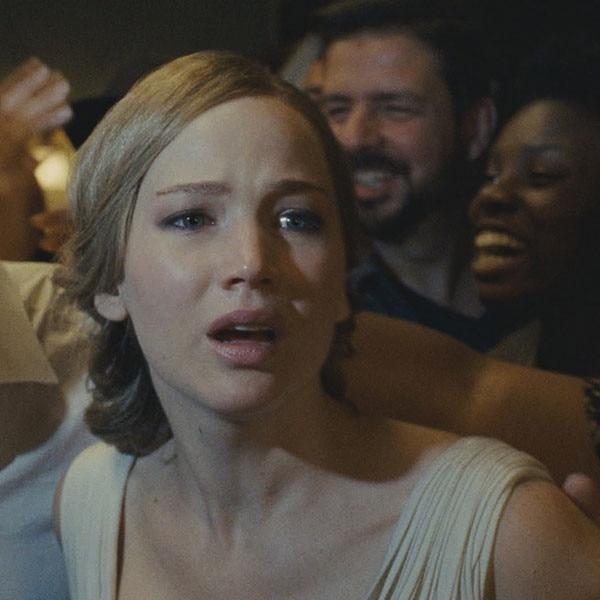 Jennifer Lawrence turns femme fatale in 'Red Sparrow' trailer