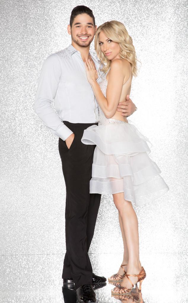Debbie Gibson and Alan Bersten, DWTS