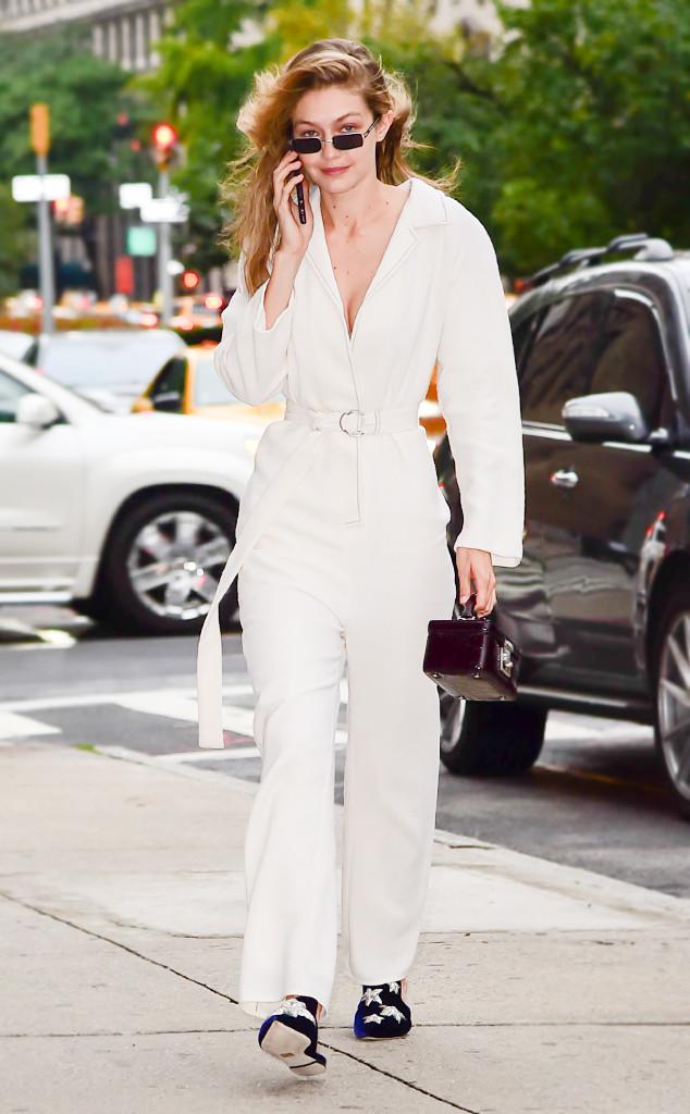 ESC: Street Style, Gigi Hadid, NYFW
