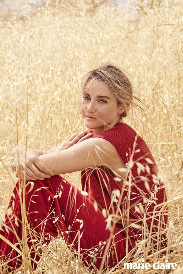 Shailene Woodley, Marie Claire U.K.