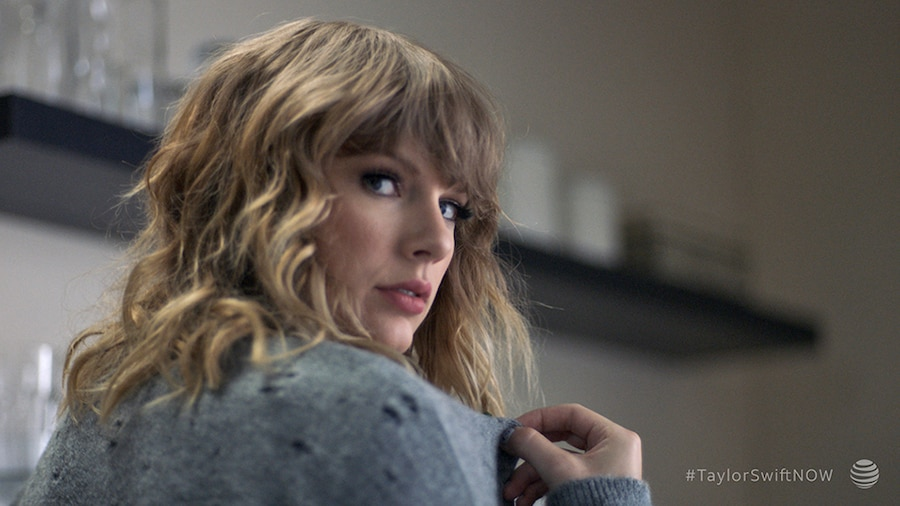 Taylor Swift, AT&T, DirecTV, Ad, Commercial, 2017