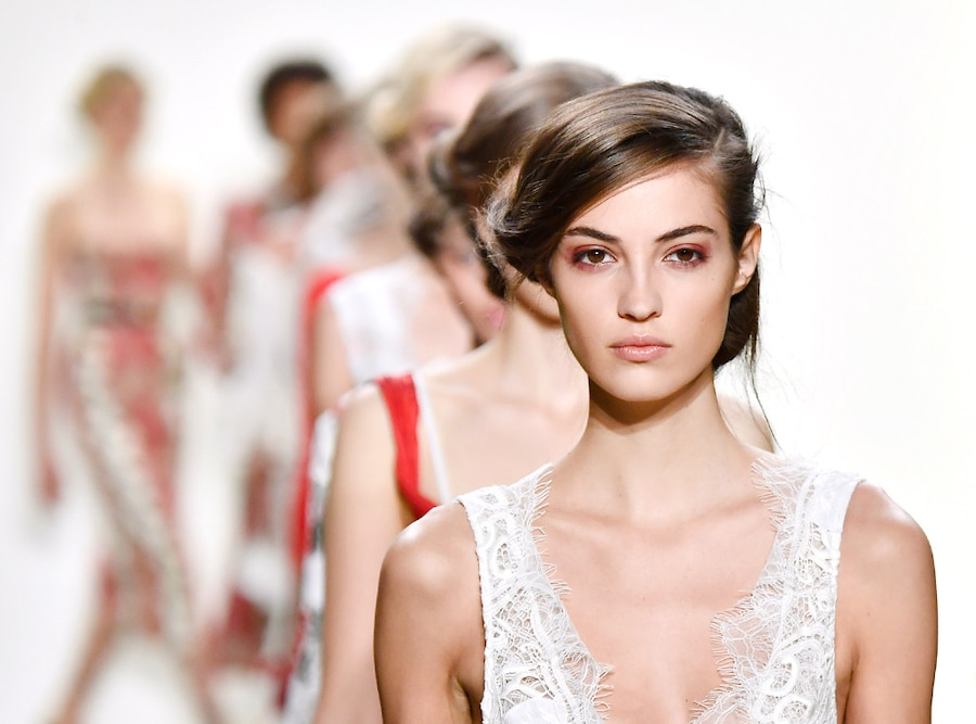 ESC: Best Beauty NYFW, Brock Collection