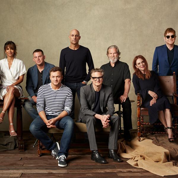 Pedro Pascal, Halle Berry, Channing Tatum, Taron Egerton, Mark Strong, Colin Firth, Jeff Bridges, Julianne Moore, Elton John