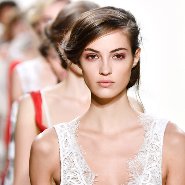 ESC: Best Beauty NYFW, Brock Collection