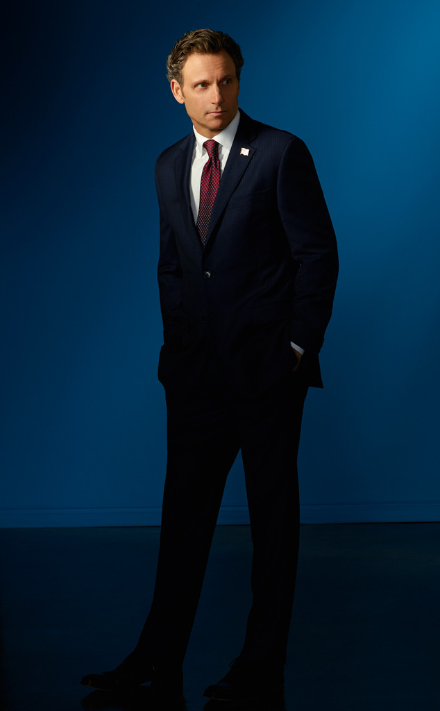 Tony Goldwyn, Scandal