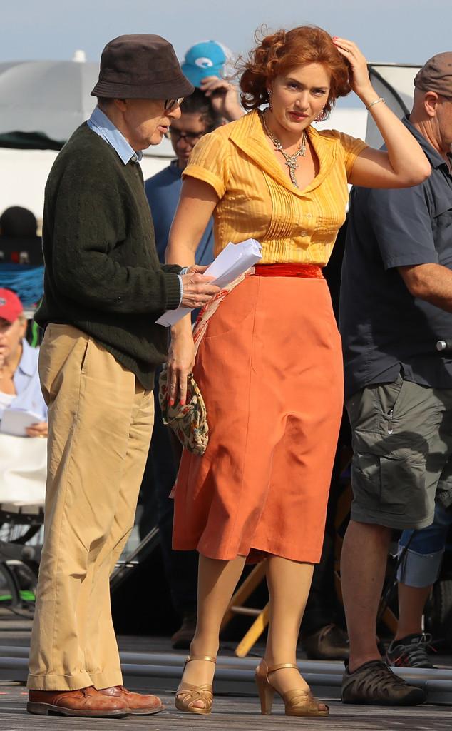 Woody Allen, Kate Winslet