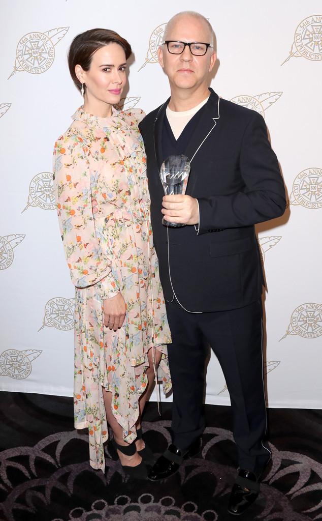 Sarah Paulson, Ryan Murphy