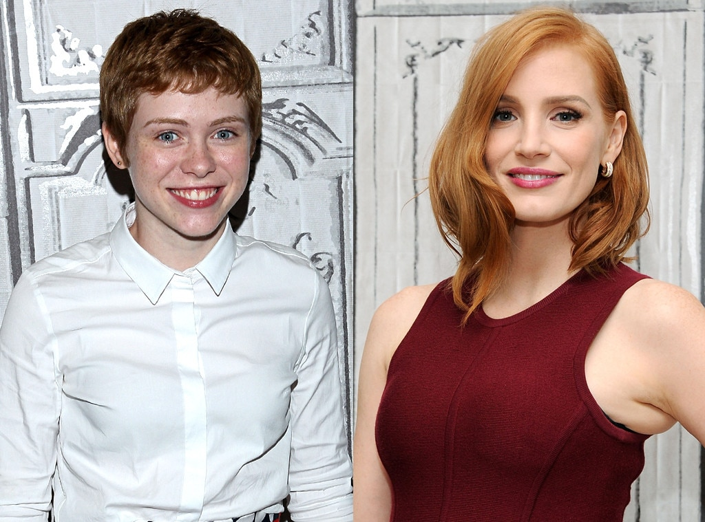 It Movie Gallery, Beverly Marsh, Sophia Lillis, Jessica Chastain