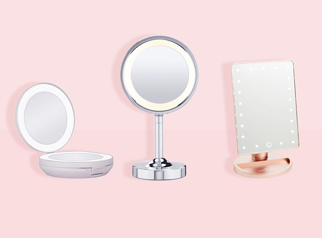 Branded: Lighted Mirrors