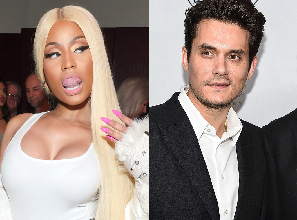 Nicki Minaj & John Mayer