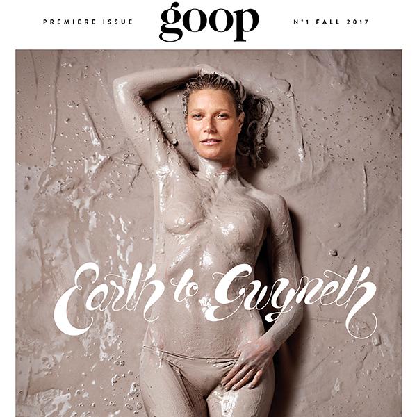 Gwyneth Paltrow, Goop Magazine