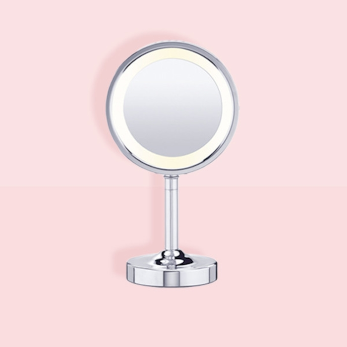 best vanity mirror with lights.  15 Makeup Mirrors With Lights You Didn t Know Needed E News