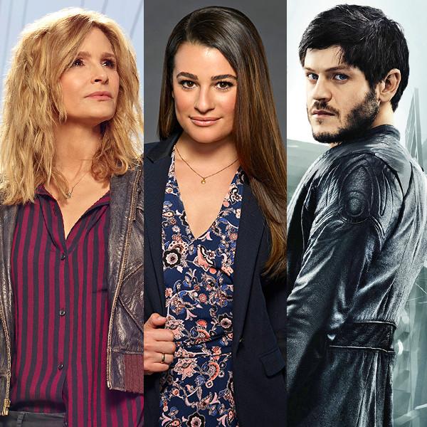 Kyra Sedgwick, Lea Michele, Iwan Rheon, ABC Fall Shows