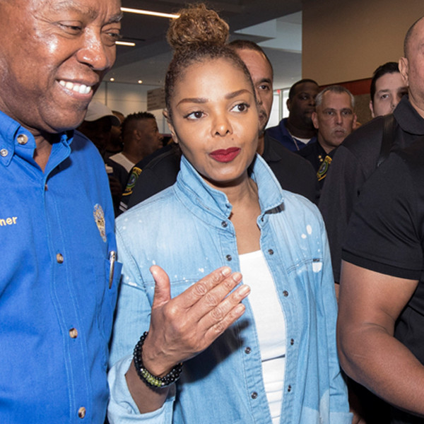 Janet Jackson, Houston
