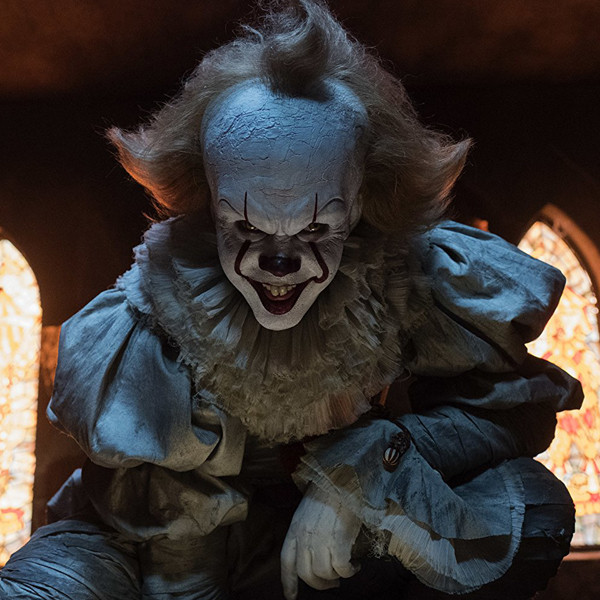 Bill Skarsgard, Pennywise the Dancing Clown, It