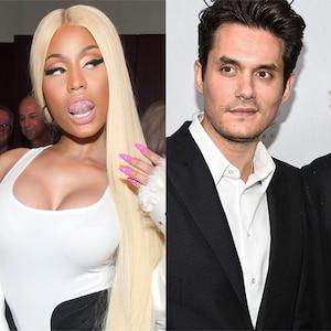 Nicki Minaj & John Mayer