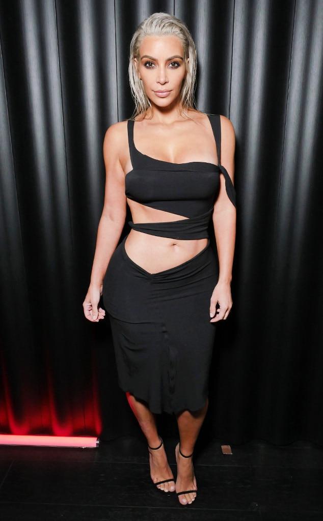 ESC: NYFW Parties, Kim Kardashian