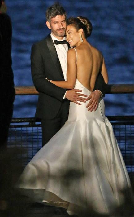 Sharleen Joynt & Andy Levine, Wedding