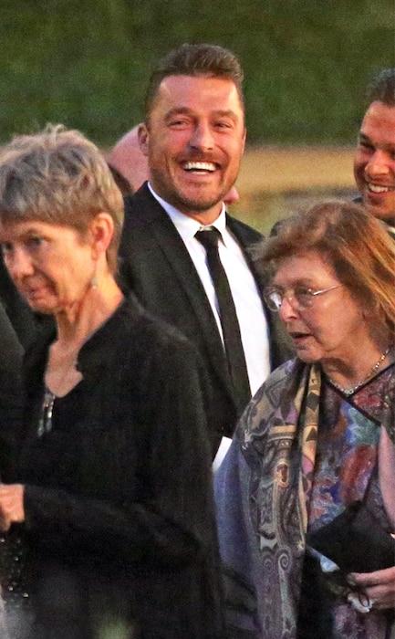 Chris Soules, Sharleen Joynt & Andy Levine wedding