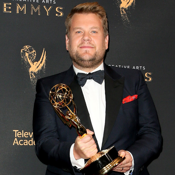 Creative Arts Emmy Awards, James Corden