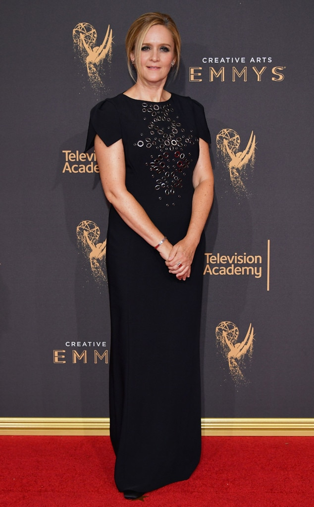 Samantha Bee, Creative Arts Emmy Awards