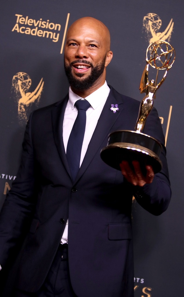 Creative Arts Emmy Awards, Common