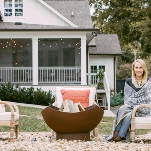 Tish Cyrus Renovates Nashville Home