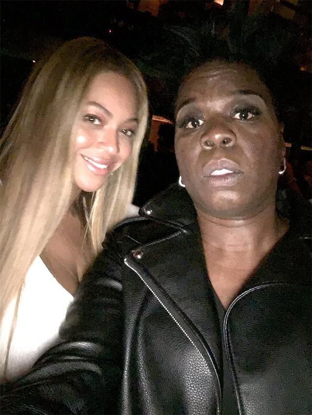 Leslie Jones, Beyonce