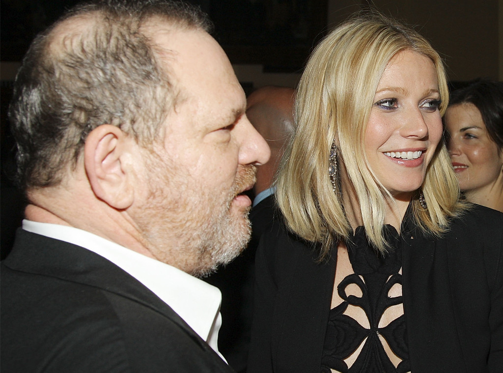 Gwyneth Paltrow, Harvey Weinstein
