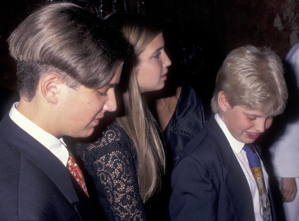 Donald Trump Jr., Ivanka Trump, Eric Trump