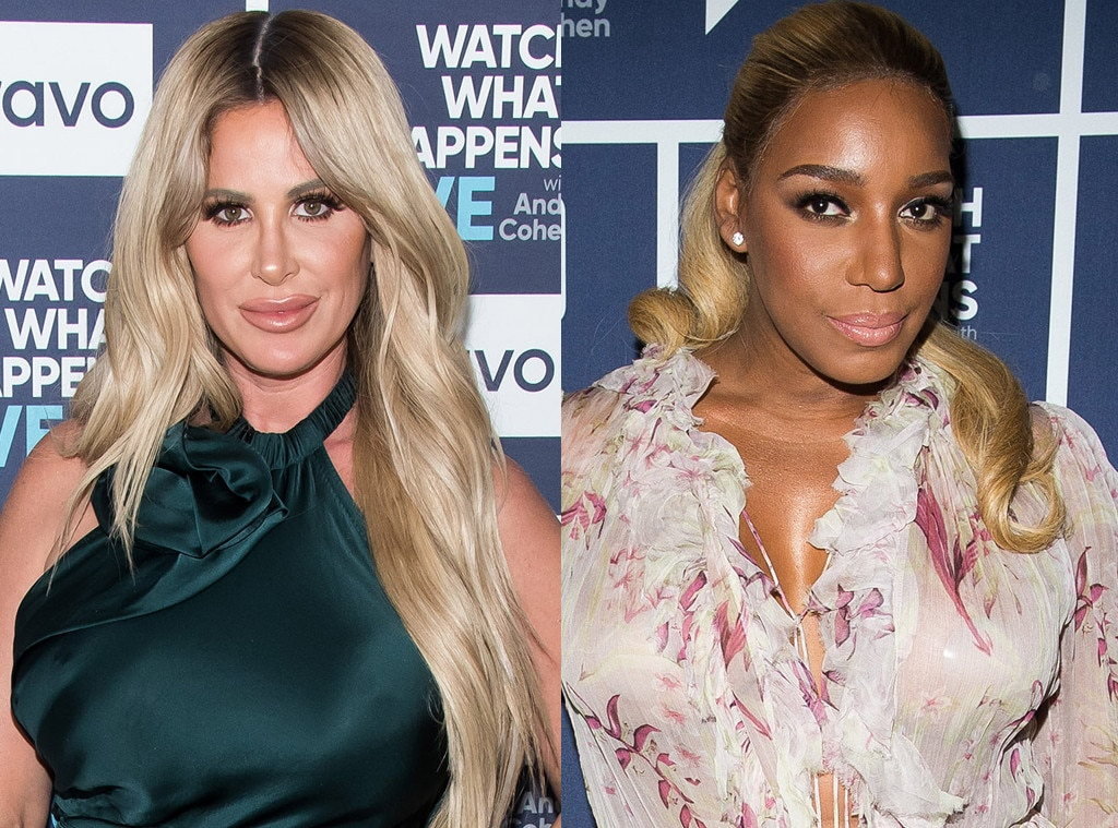 Kim Zolciak-Biermann Nene Leakes