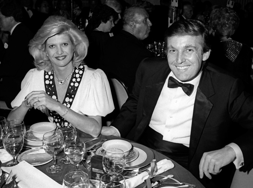 Trump's ex-wife Ivana says president asks for tweeting advice